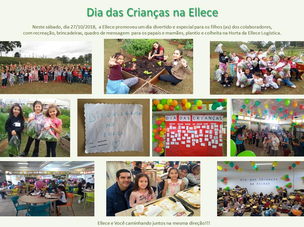 Dias das Crianças 2018 na Ellece