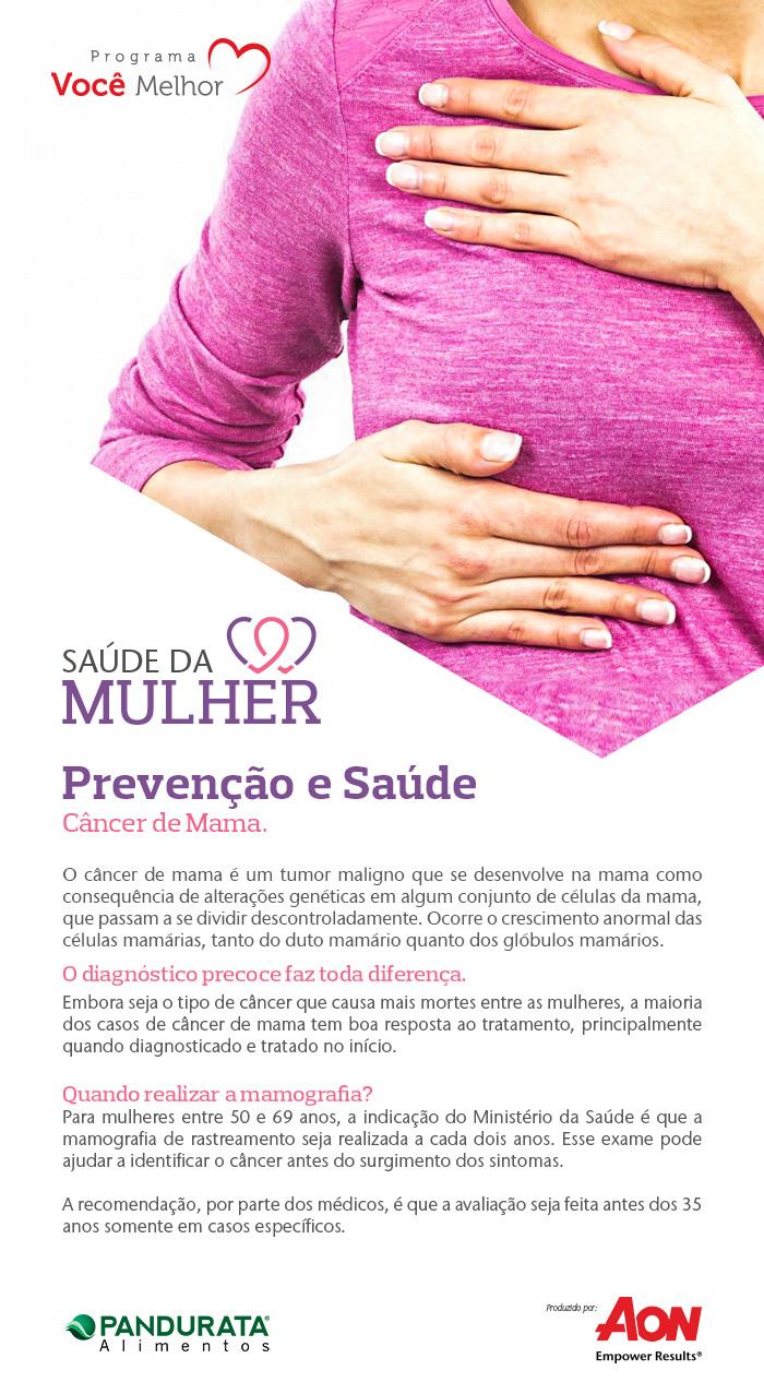Outubro Rosa – Saúde da Mulher