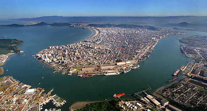 Porto de Santos retomará dragagem dos canais de navegação