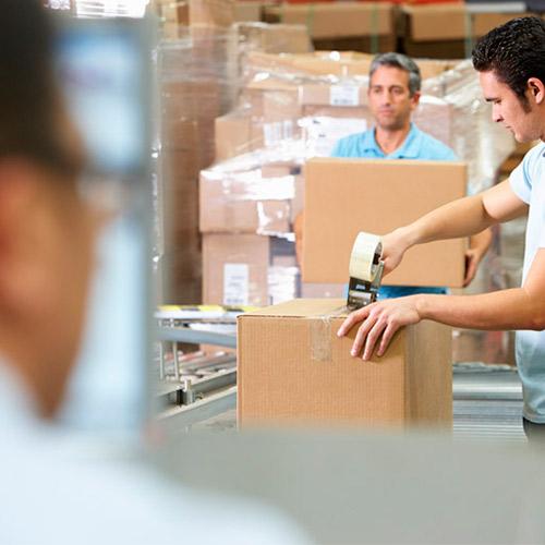 Packaging na cadeia logística aumenta eficiência e agilidade das operações