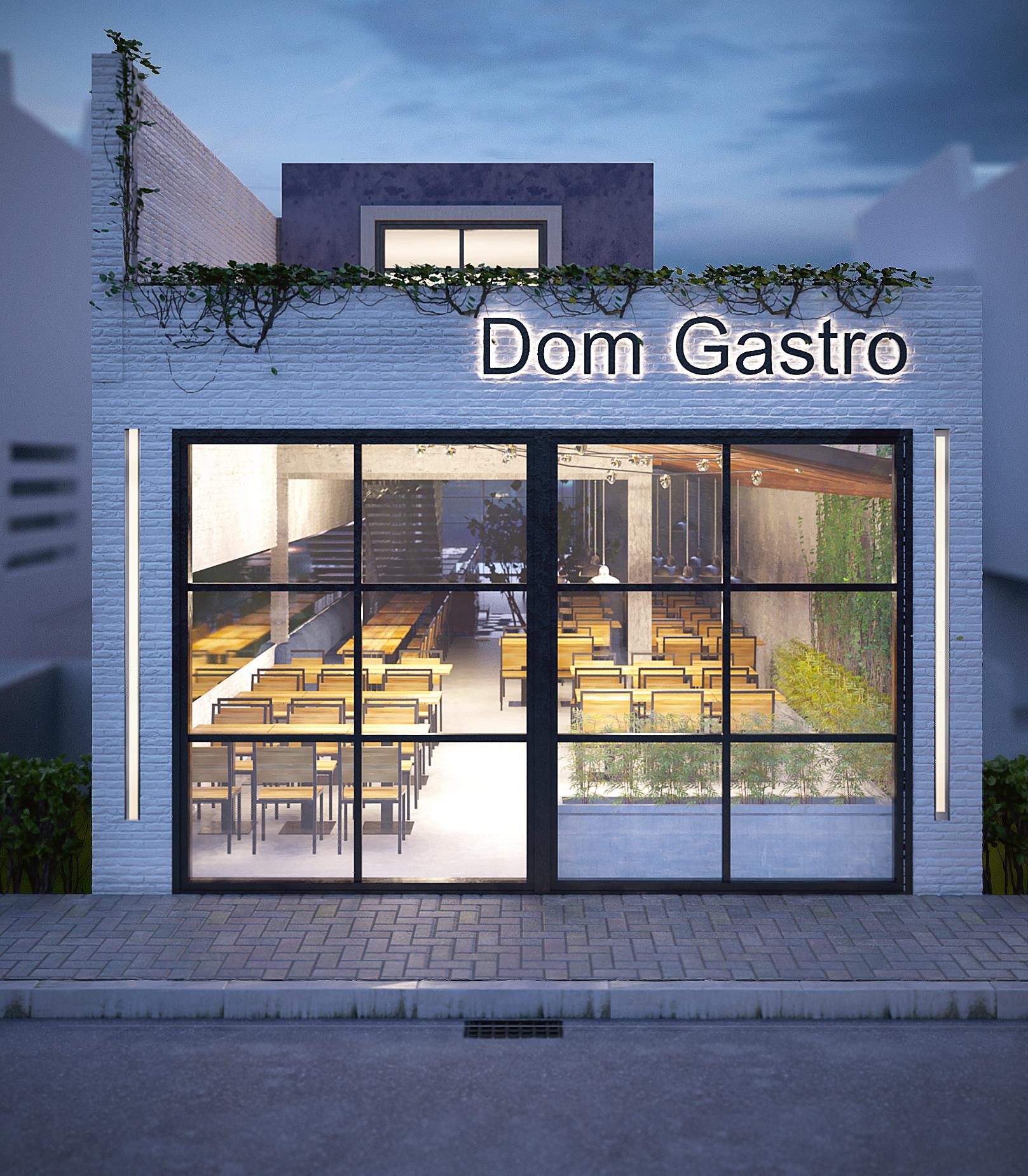 Projeto De Arquitetura Para Restaurantes Gabriela Toledo