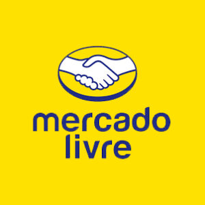 Logotipo do Mercado Livre