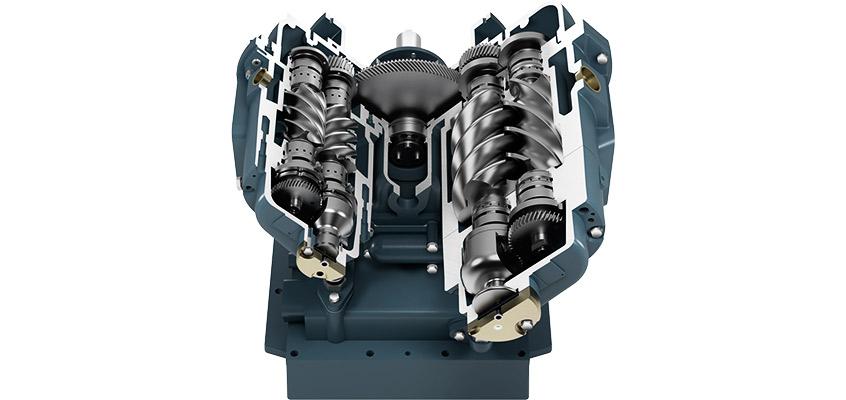 Revisão de Unidade Compressora - Consenso Compressores