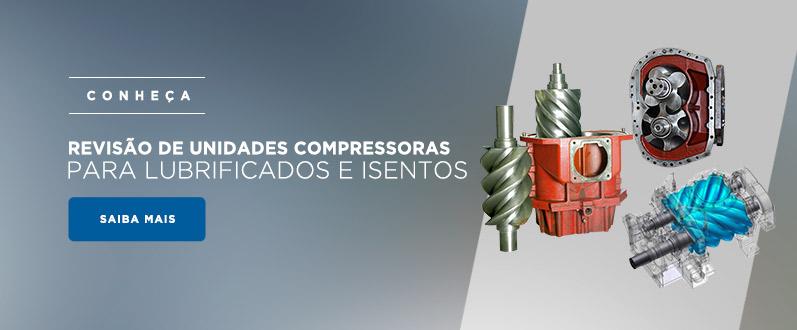 Lubrificados e Isento de Óleo - Consenso Compressores